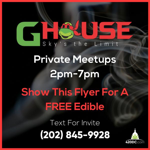 Ghouse DC edible