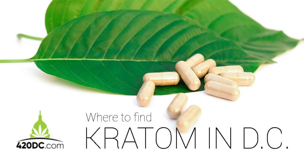 Kratom in Washington DC