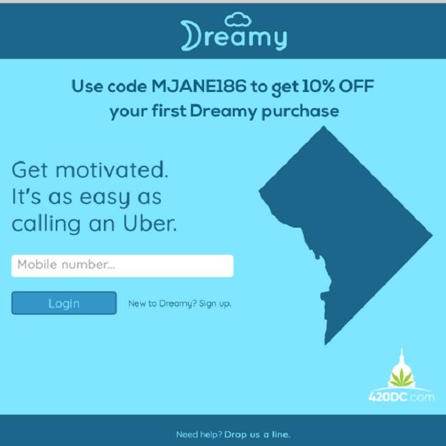 Dreamy dc promo code