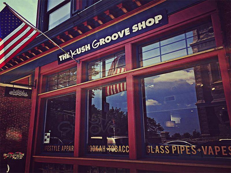 The Kush Groove Shop
