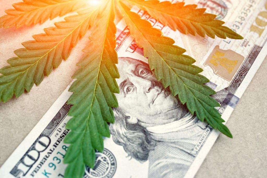 cannabis stimulus relief funding