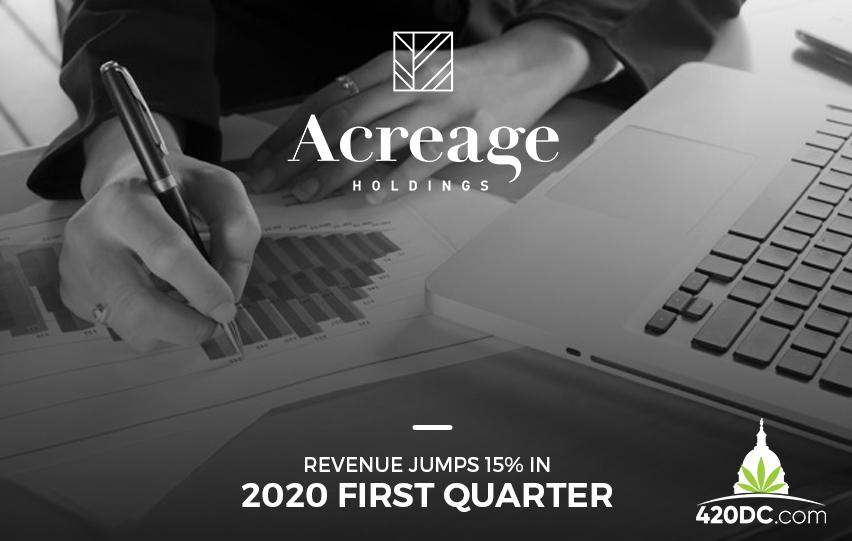 Acreage Revenue Jumps