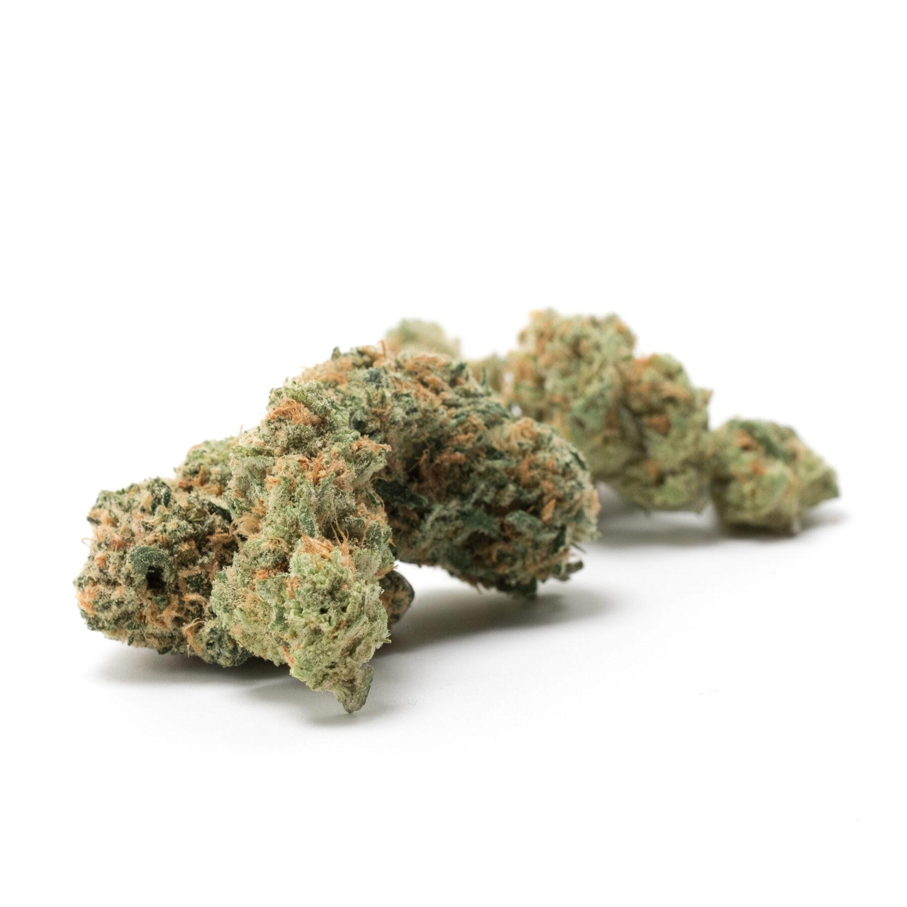 Cannabis pile