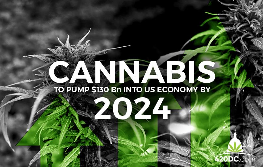 Cannabis to Pump $130Bn into US Economy