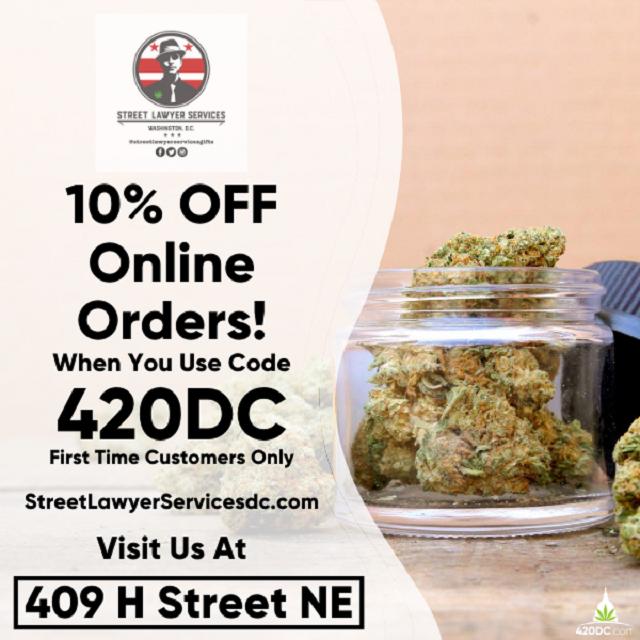 street lawyer 420dc deal