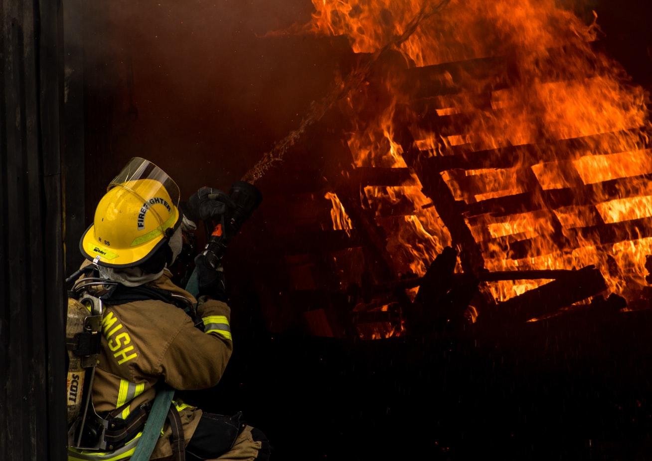 Firefighters Find Marijuana
