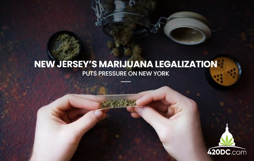 New Jersey's Marijuana Legalization