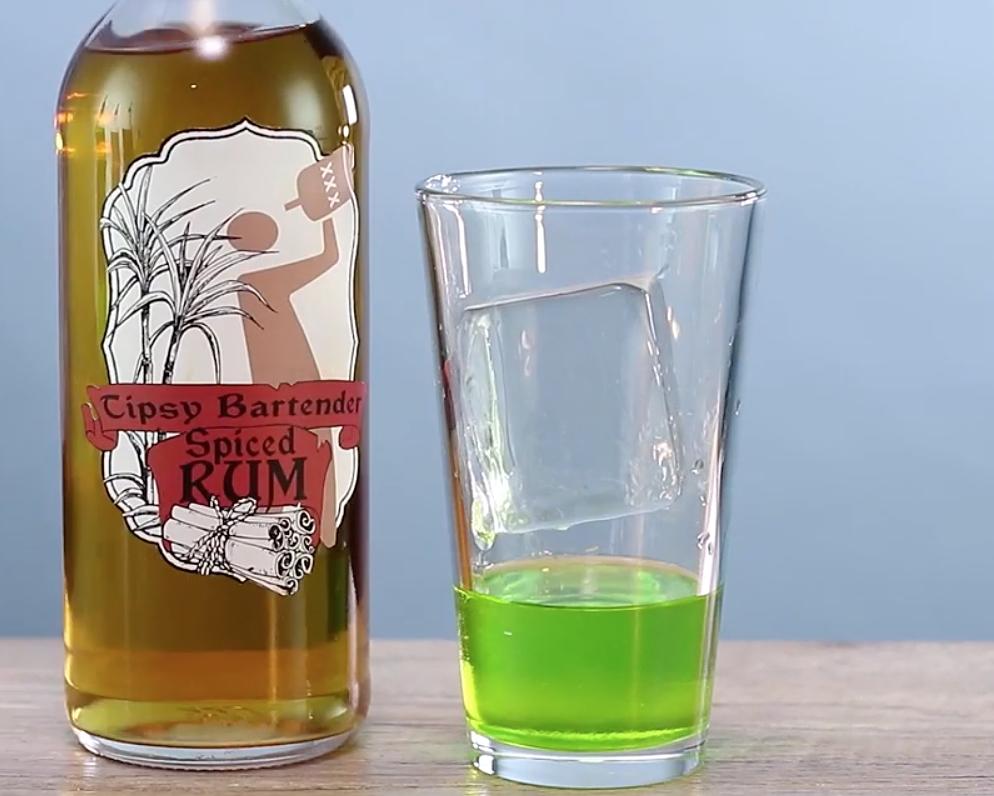 liquid marijuana shot