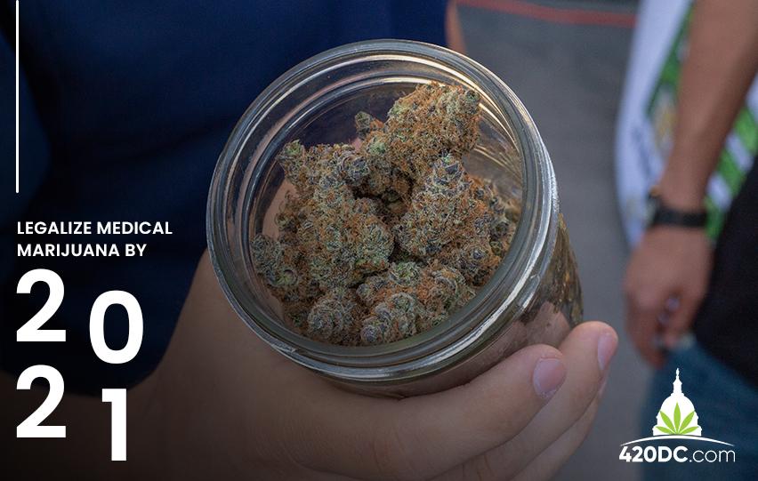 South Carolina Looks to Legalize Medical Marijuana