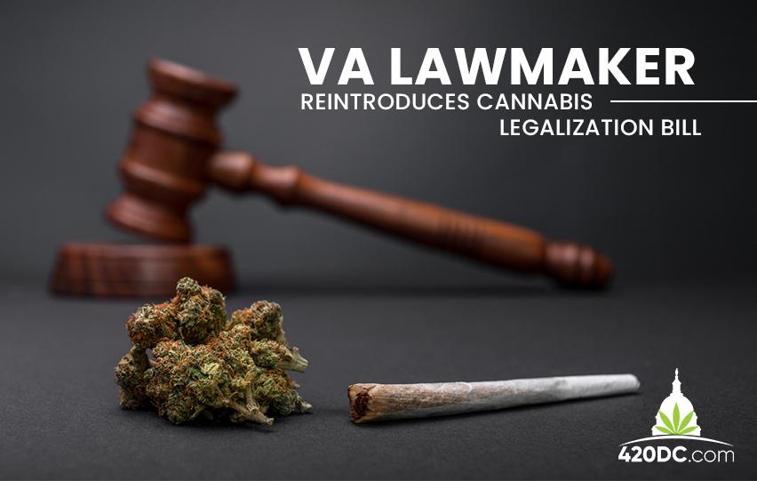 A Lawmaker Reintroduces Cannabis Legalization Bill