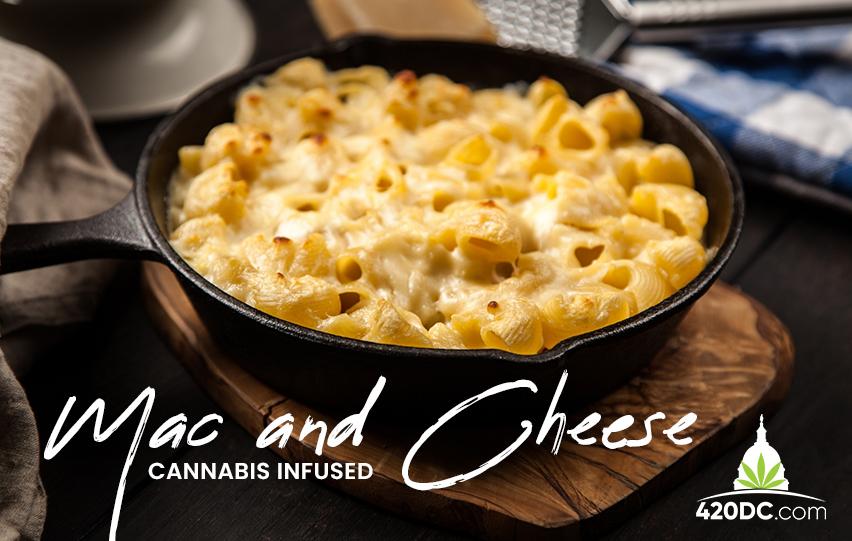 Cannabis Mac and Cheese
