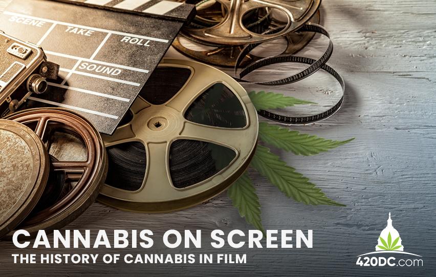 Cannabis on Screen