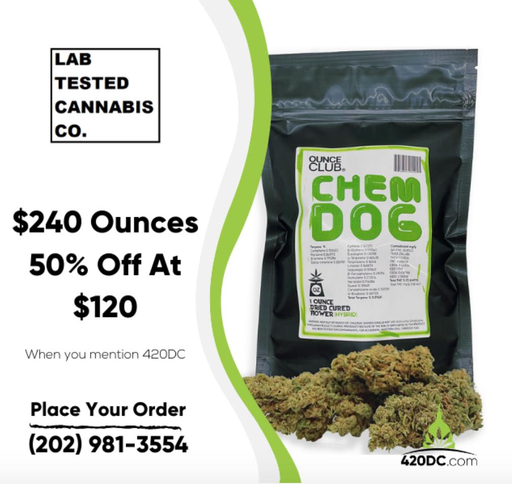 lab tested cannabis co.