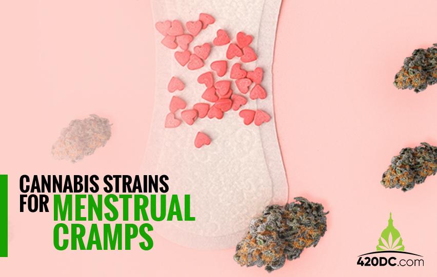 Cannabis Strains Menstrual Cramps