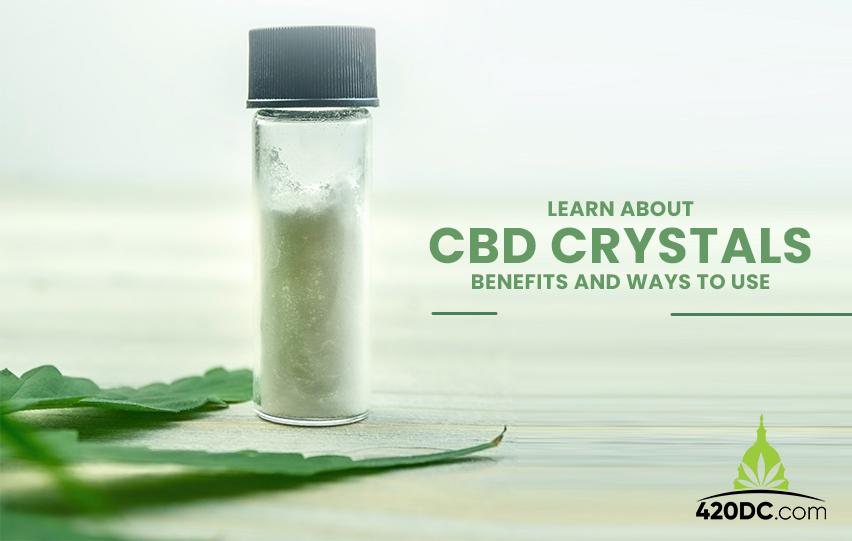 CBD Crystals