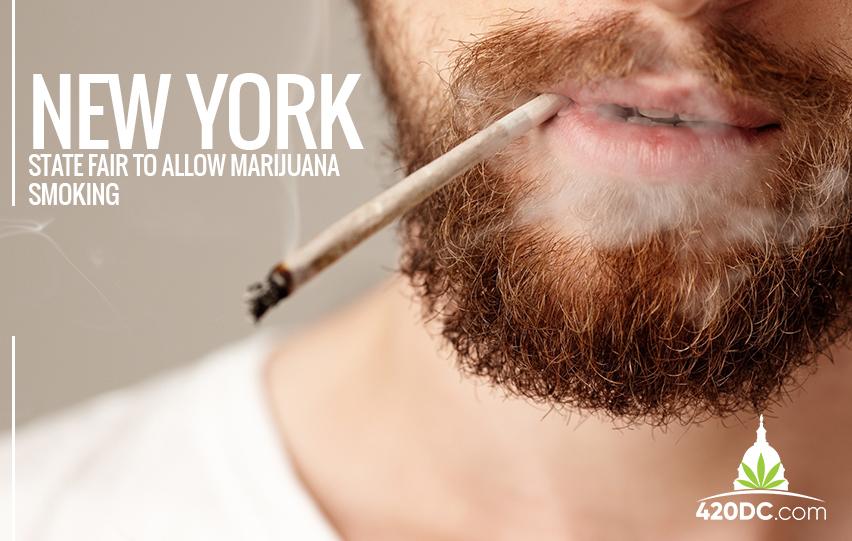 New York State Fair to Allow Marijuana