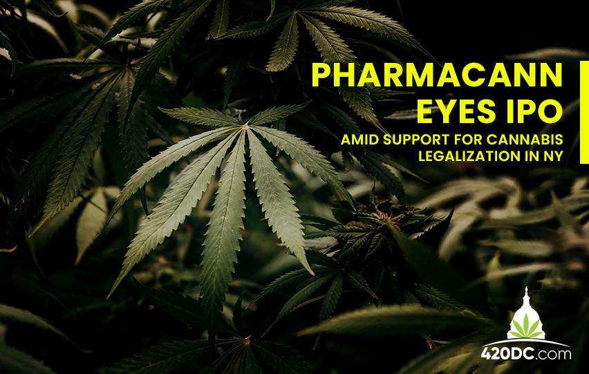 PharmaCann Eyes IPO