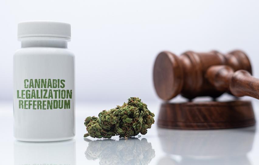 Maryland Jumpstarts Cannabis Legalization Referendum